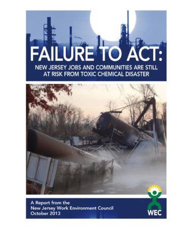 Failure to Act WEC Report Cover