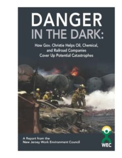 Danger in the Dark WEC Report Cover