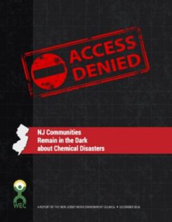 NJWEC_Access Denied report, Dec2016 Cover