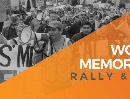 2017 Workers' Memorial Day